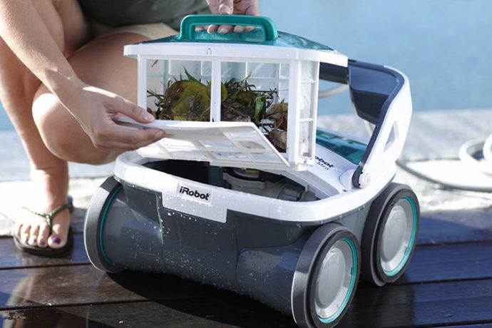ай робот Феодосия чистка бассейнов iRobot-Mirra-530