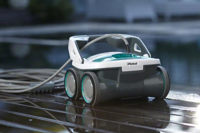 Керчь ай робот чистка бассейнов iRobot-Mirra-530