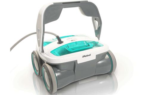 робот для бассейнов как чистить бассейн очистка iRobot-Mirra-530