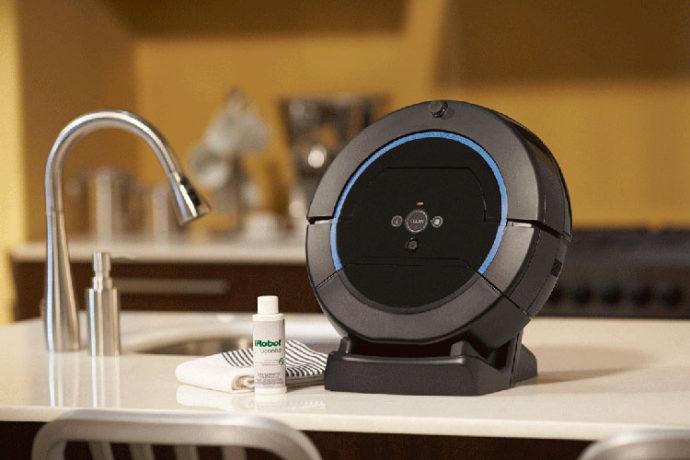 отзывы моющий робот пылесос скуба ай робот купить Севастополь