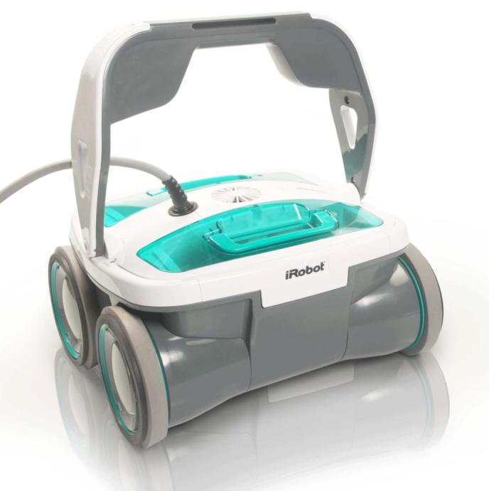 очистка бассейнов робот пылесос