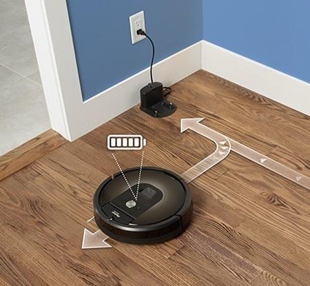 робот пылесос купить iRobot-Roomba-980