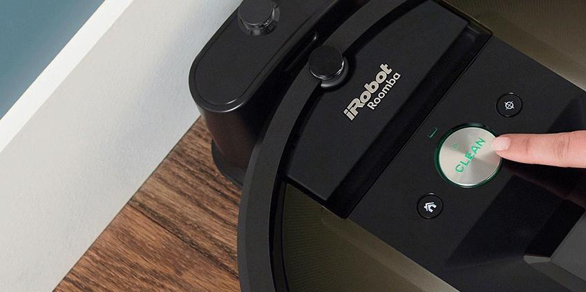Симферополь робот пылесос купить roomba980