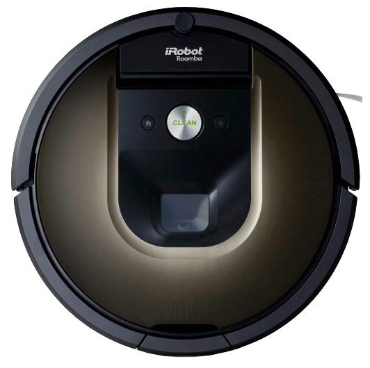 пылесос 980 робот мобильный
