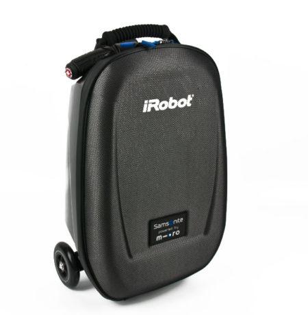 Чемодан-самокат Micro-Luggage
