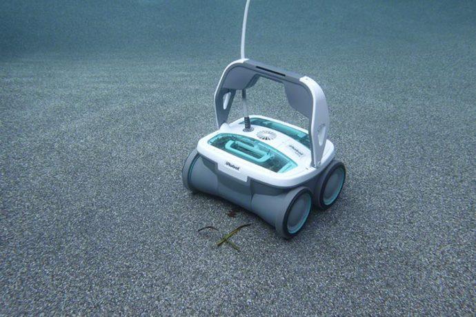 Евпатория чистка бассейнов iRobot-Mirra-530