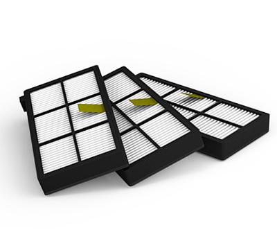 Набор фильтров для Roomba 800 серии